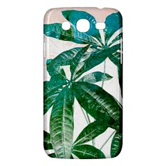 Pachira Leaves  Samsung Galaxy Mega 5 8 I9152 Hardshell Case