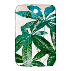Pachira Leaves  Samsung Galaxy Note 8 0 N5100 Hardshell Case