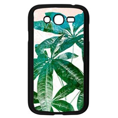 Pachira Leaves  Samsung Galaxy Grand Duos I9082 Case (black)