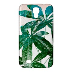 Pachira Leaves  Samsung Galaxy Mega 6 3  I9200 Hardshell Case by DanaeStudio