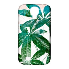 Pachira Leaves  Samsung Galaxy S4 Classic Hardshell Case (pc+silicone)