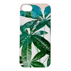 Pachira Leaves  Apple Iphone 5s/ Se Hardshell Case