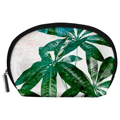 Pachira Leaves  Accessory Pouches (large)