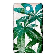 Pachira Leaves  Samsung Galaxy Tab 4 (7 ) Hardshell Case  by DanaeStudio