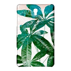 Pachira Leaves  Samsung Galaxy Tab S (8 4 ) Hardshell Case