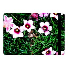 Pink Flowers Over A Green Grass Samsung Galaxy Tab Pro 10 1  Flip Case