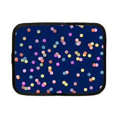 Playful Confetti Netbook Case (small)