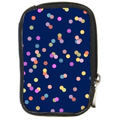 Playful Confetti Compact Camera Cases
