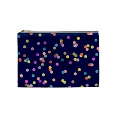 Playful Confetti Cosmetic Bag (medium)