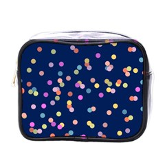 Playful Confetti Mini Toiletries Bags