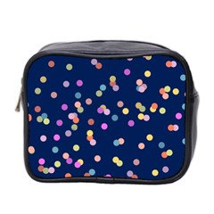 Playful Confetti Mini Toiletries Bag 2 Side