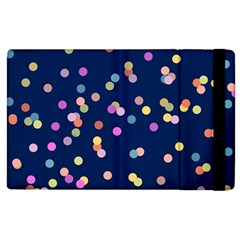 Playful Confetti Apple Ipad 3/4 Flip Case