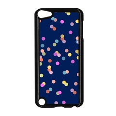 Playful Confetti Apple Ipod Touch 5 Case (black)