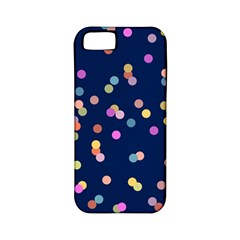Playful Confetti Apple Iphone 5 Classic Hardshell Case (pc+silicone)