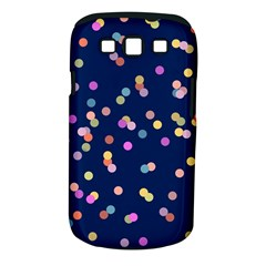 Playful Confetti Samsung Galaxy S Iii Classic Hardshell Case (pc+silicone)