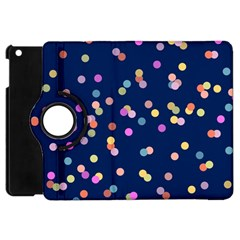 Playful Confetti Apple Ipad Mini Flip 360 Case