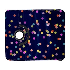 Playful Confetti Galaxy S3 (flip/folio) by DanaeStudio