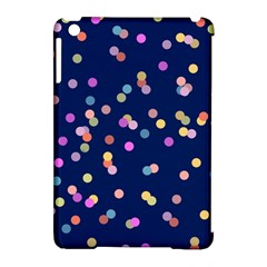 Playful Confetti Apple Ipad Mini Hardshell Case (compatible With Smart Cover)