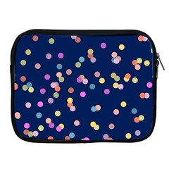 Playful Confetti Apple Ipad 2/3/4 Zipper Cases