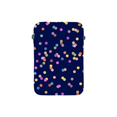 Playful Confetti Apple Ipad Mini Protective Soft Cases by DanaeStudio