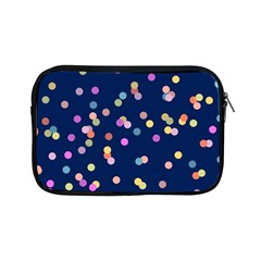 Playful Confetti Apple Ipad Mini Zipper Cases