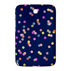 Playful Confetti Samsung Galaxy Note 8 0 N5100 Hardshell Case