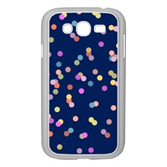 Playful Confetti Samsung Galaxy Grand Duos I9082 Case (white)