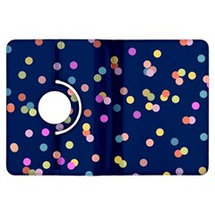 Playful Confetti Kindle Fire Hdx Flip 360 Case by DanaeStudio