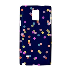 Playful Confetti Samsung Galaxy Note 4 Hardshell Case