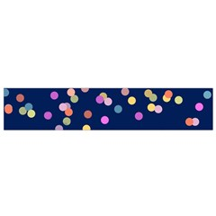 Playful Confetti Flano Scarf (small)