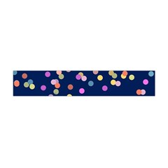 Playful Confetti Flano Scarf (mini)