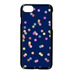 Playful Confetti Apple iPhone 7 Seamless Case (Black) Front