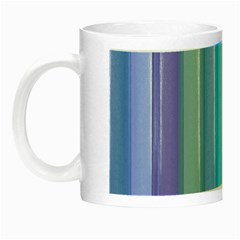 Provence Fields Lavender Pattern Night Luminous Mugs