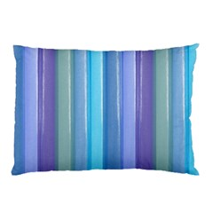 Provence Fields Lavender Pattern Pillow Case (two Sides)