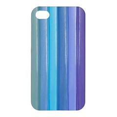 Provence Fields Lavender Pattern Apple Iphone 4/4s Hardshell Case