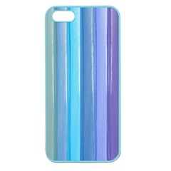 Provence Fields Lavender Pattern Apple Seamless Iphone 5 Case (color)