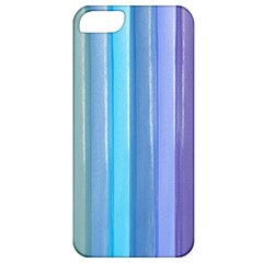 Provence Fields Lavender Pattern Apple Iphone 5 Classic Hardshell Case