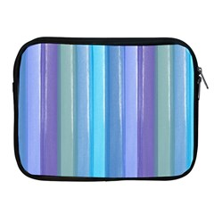 Provence Fields Lavender Pattern Apple Ipad 2/3/4 Zipper Cases
