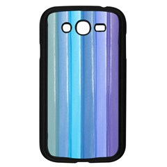 Provence Fields Lavender Pattern Samsung Galaxy Grand Duos I9082 Case (black)
