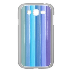 Provence Fields Lavender Pattern Samsung Galaxy Grand Duos I9082 Case (white)