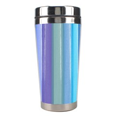 Provence Fields Lavender Pattern Stainless Steel Travel Tumblers