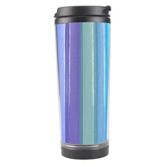 Provence Fields Lavender Pattern Travel Tumbler