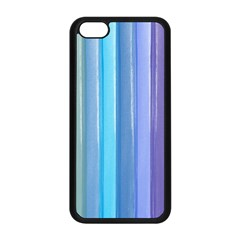 Provence Fields Lavender Pattern Apple Iphone 5c Seamless Case (black)