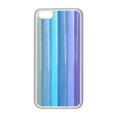 Provence Fields Lavender Pattern Apple Iphone 5c Seamless Case (white)