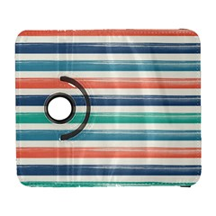 Summer Mood Striped Pattern Galaxy S3 (flip/folio) by DanaeStudio