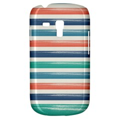 Summer Mood Striped Pattern Galaxy S3 Mini