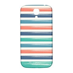 Summer Mood Striped Pattern Samsung Galaxy S4 I9500/i9505  Hardshell Back Case