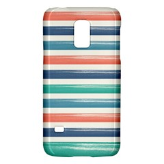Summer Mood Striped Pattern Galaxy S5 Mini