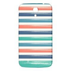 Summer Mood Striped Pattern Samsung Galaxy Mega I9200 Hardshell Back Case