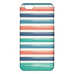 Summer Mood Striped Pattern Iphone 6 Plus/6s Plus Tpu Case